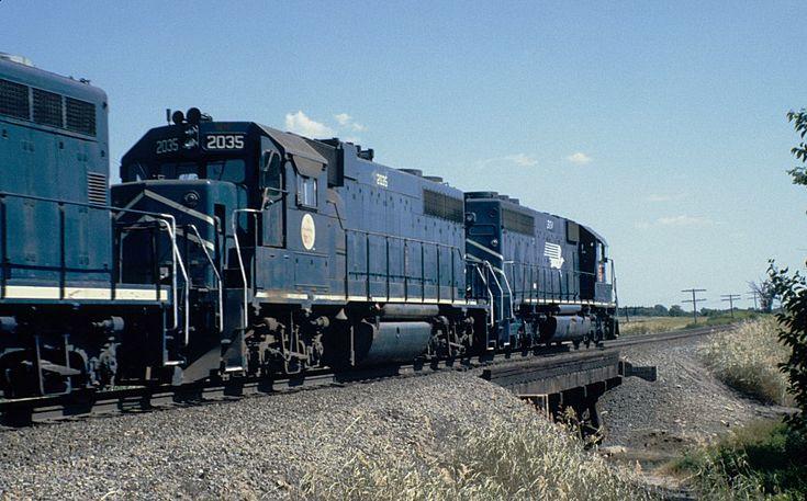 missouri pacific railroad train symbol kl at coffeyville
