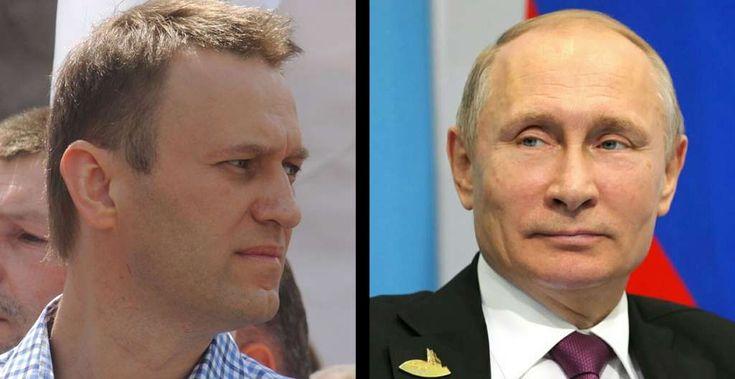 BREAKING: Russia bans anti-Putin opposition leader Alexei Navalny from running for President