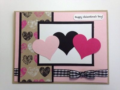 Stampin' Up! Loads Of Hearts Valentine's Day Card Kit