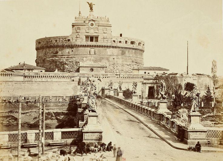 Castel S.Angelo 1860