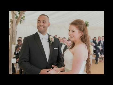 Highlights from Vicki and Troy's wedding day on the beach, with beach Weddings Bournemouth