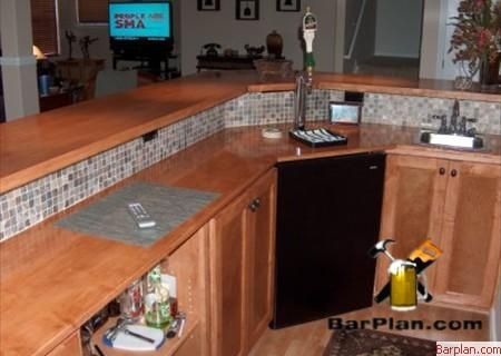 17 best images about diy home bar plans on pinterest the Do it yourself bars for basements
