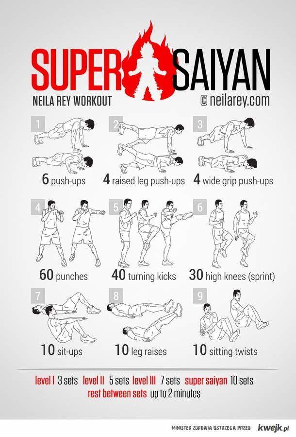 How to Saiyan :)
