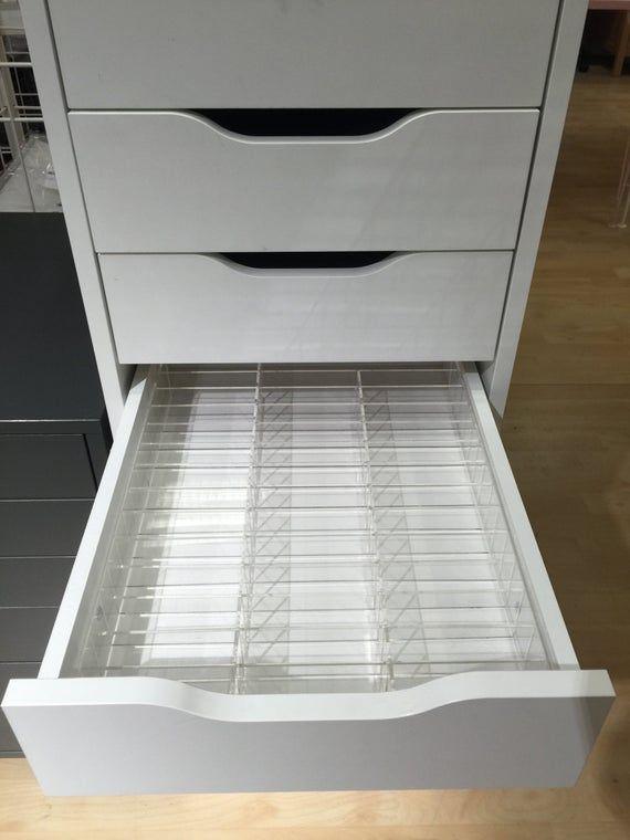 Rangement Ikea Alex Tiroir Diviseur Pour Les Compartiments De