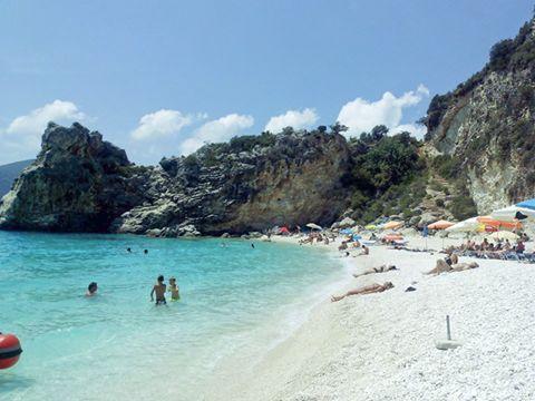 Aghiofili beach #lefkadaslowguide #lefkadazin #lefkada #lefkas #beach #summer #holidays #sunbathing #sun #beauty