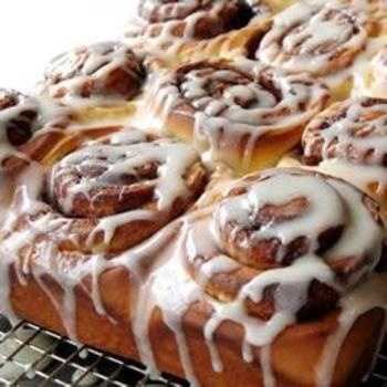 Clone of a Cinnabon: Clone, Sweet, Cinnamon Rolls, Cinnamon Up, Food, Cinnabon Recipe, Recipes, Bread Machine, Dessert