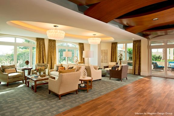 Nursing Home Social Lobby Jpg Senior Living Design Senior
