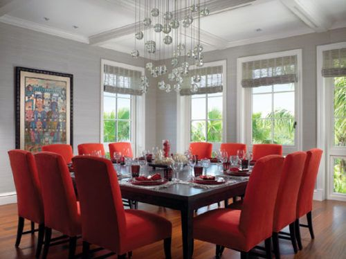 Dining Room Chairs In Modish Design
