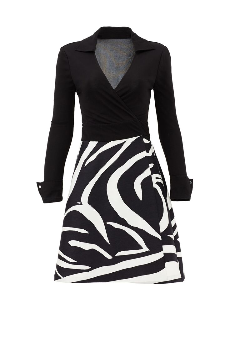 Rent Amelianna Wrap Dress by Diane von Furstenberg for $85 only at Rent the Runway.