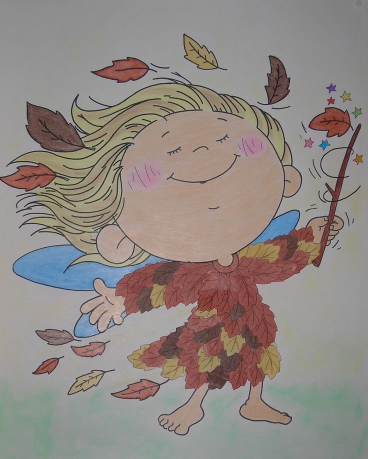 Hada del otoño