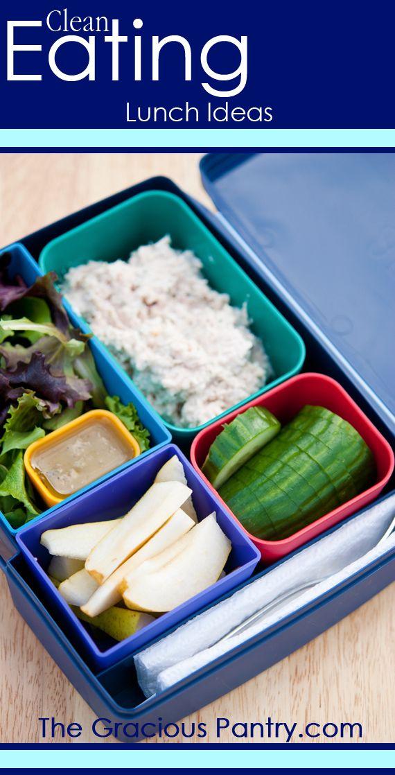 Pomysły na zdrowy i urozmaicony lunch na każdy dzień. #eatclean #healthy