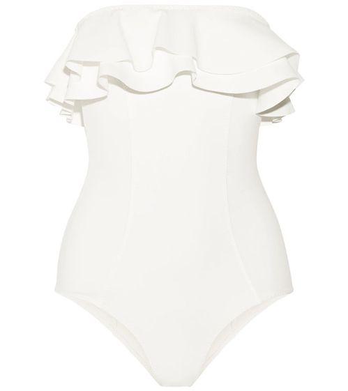 Les plus beaux maillots de bain une-pièce blancs pour une lune de miel 9