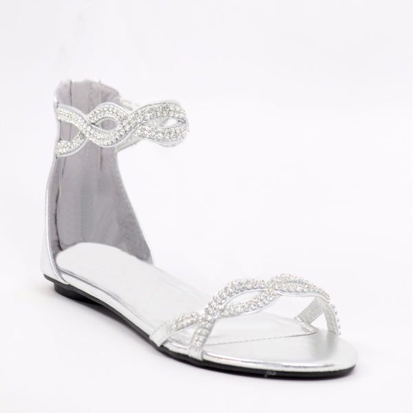 These are cute! and really reasonable, maybe even for bridesmaid shoes Style 800-45 by Shop Zoey