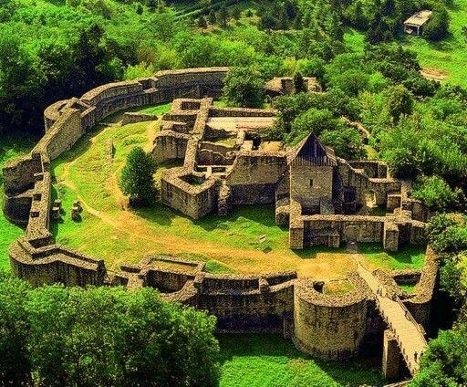 Suceava Fortress, Romania