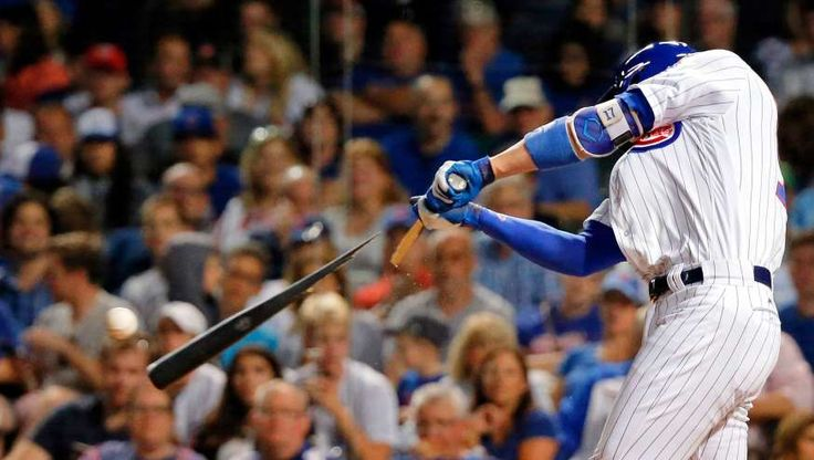 20 most valuable MLB stars  -   August  30, 2017:  8. KRIS BRYANT, 3B, CUBS  -   WAR: 5.0  -   Salary: $1.05M  -   Surplus value: $43.95M  -  MORE...