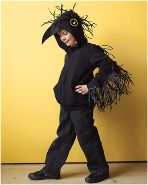 Магазин костюмов для ногого года костюм ворона