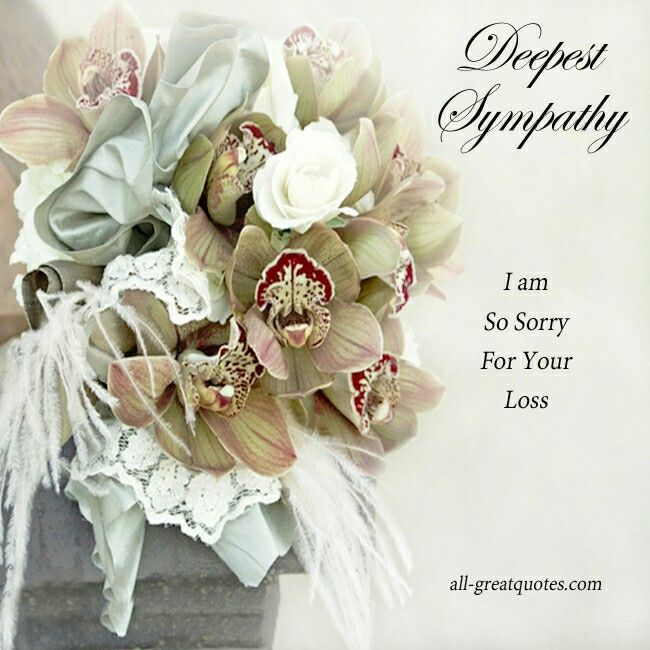 101 best Sympathy cards images on Pinterest Grief, My son and I - sympathy message