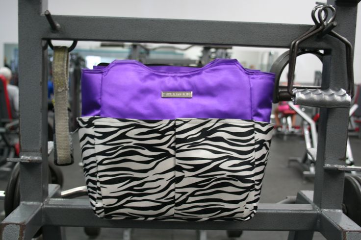 A new ladies gym bag look by SmartGirl Bags.   #gymbags #ladiesgymbags #designergymbags