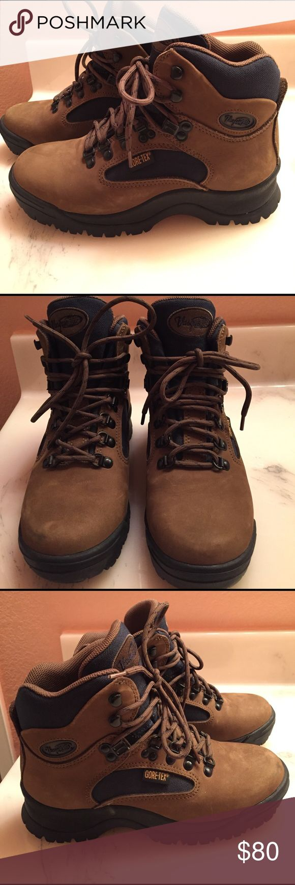 Hiking Boots - Red wing - Excellent Condition Red Wing Hiking Boots - gore Tex - Excellent Condition - only worn once Red Wing Shoes Shoes Winter & Rain Boots