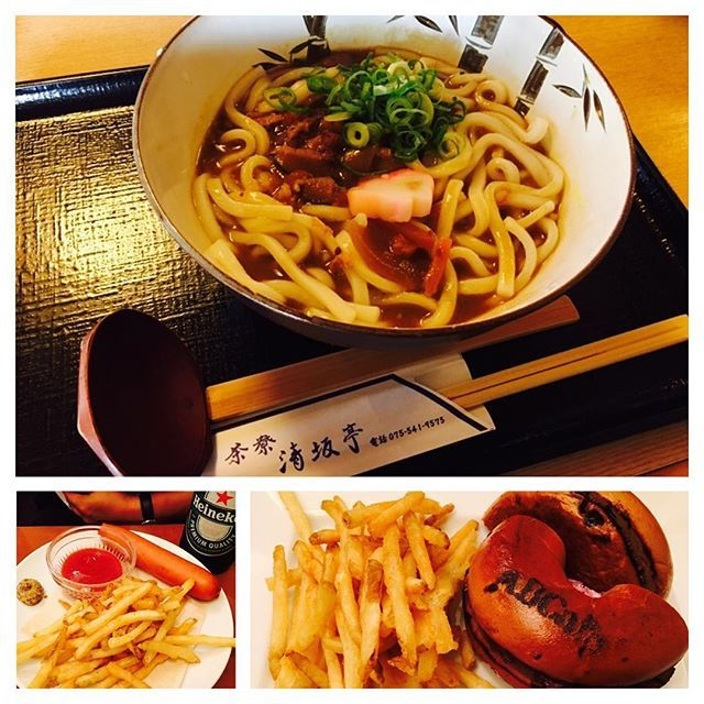 . 8/13 #大阪 #京都 #旅行 #最終日 . 最終日は京都へ🍀 古き良き時代の流れを感じてほっこり♡ 半日だけだったけど、行けて良かったですƪ(˘⌣˘)ʃ よく歩いたよー☺️ . . . 朝ごはん… ホテルの#朝食バイキング  制覇する勢いで食べちゃった😋 もちろんパンも♡ . お昼ごはん… #カレーうどん  京風で出汁も効いててアッサリで美味しかったです🐽 . 夜ごはん… #ベーグル #ポテト ベーグルで始まりベーグルで終わる旅でした🍀 . . . また次の旅行計画立てて楽しみ作るぞ〜♡ またその日まで頑張ろう❤️ . . . #ダイエット #ダイエッター #diet #公開ダイエット #レコーディングダイエット #糖質制限 #低糖質 #食べて痩せる #努力 #ウォーキング #ランニング #筋トレ #甘いものがやめられない #デブ #肉 #パン #大好き #マイペース