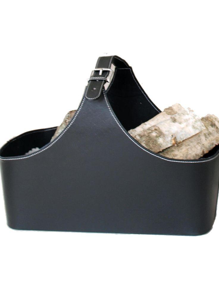 Helmin vedbag med bærerem | Varmefag - spesialister på peiser og ovner.