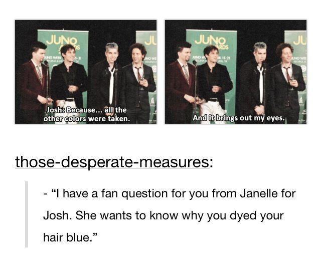 Haha, josh.