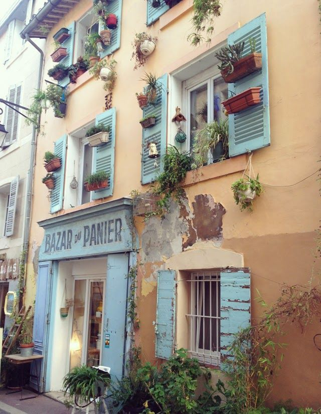 Shopping rue du Panier #Marseille  ©lovmint