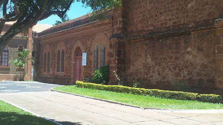 Igreja São Domingos em Uberaba, estado de Minas Gerais, Brasil.  Fotografia: Fotografia: Roger R. A. Raimundo.