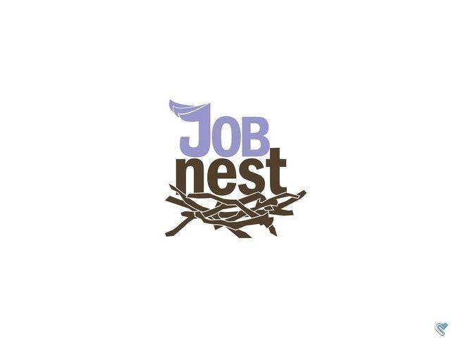 Job Nest job-nest selected#winner#client#Logo | Pattern