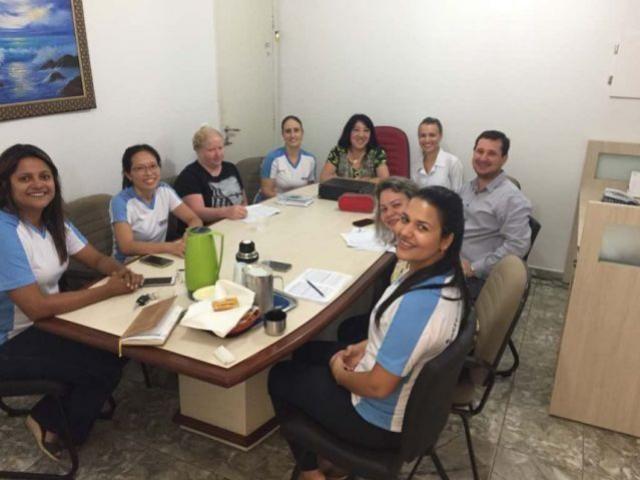Realizada a primeira avaliação das atividades do Hospital Santa Casa de acordo com o novo contrato celebrado