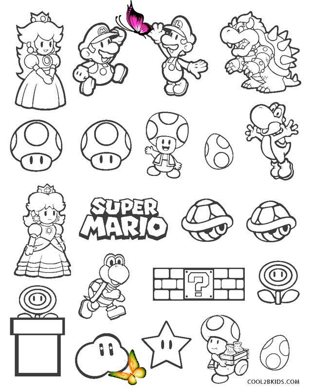 20 Free Printable Mario Coloring Pages Colouring Page For Kids Br Free Printable Mario Coloring Pages 20 Free Printable Mario Coloring Pages Top 20 Free P I 2020