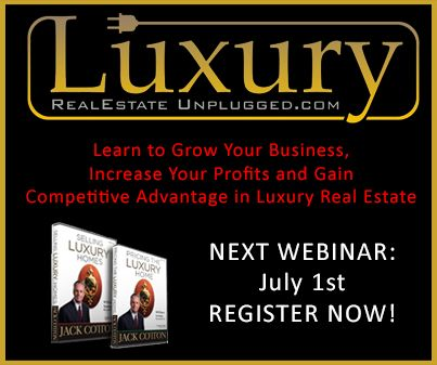 It's not too late to register for tomorrow's #LREU webinar. Get your most pressing #LuxuryRealEstate questions answered by me in an online group webinar.  This webinar has been recently improved to offer you an even greater experience. Register now for only $29/month: www.luxuryrealestateunplugged.com
