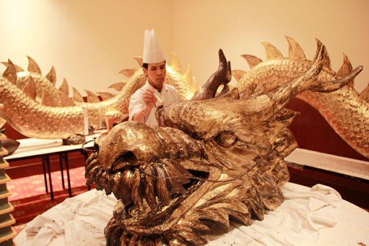 130 Dragon Cake Berjaya Hotel