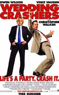 Wedding Crashers is a 2005 romantic comedy film directed by David Dobkin. Written by Steve Faber & Bob Fisher. A pair of committed womanizers who sneak into weddings to take advantage of the romantic tinge in the air, find themselves at odds with one another when John meets and falls for Claire Cleary.