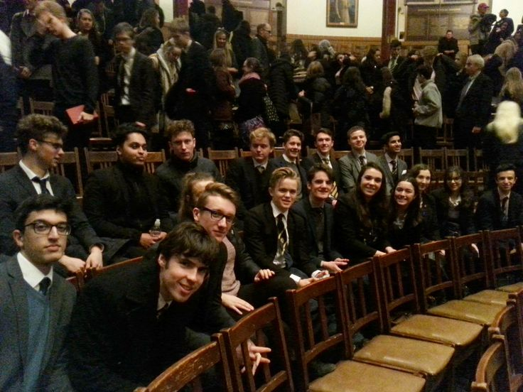 Sixth Form Philosophy and Ethics lecture at Harrow