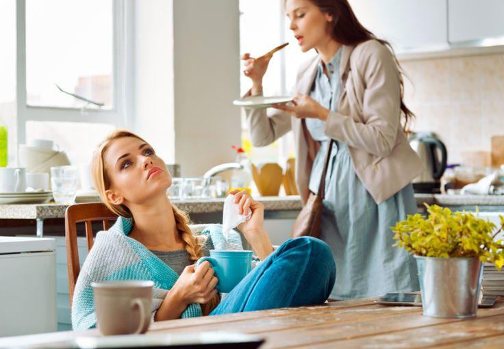 Trop stressés pour bien manger?