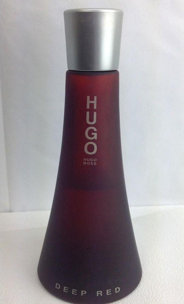 hugo boss deep red perfume 90ml