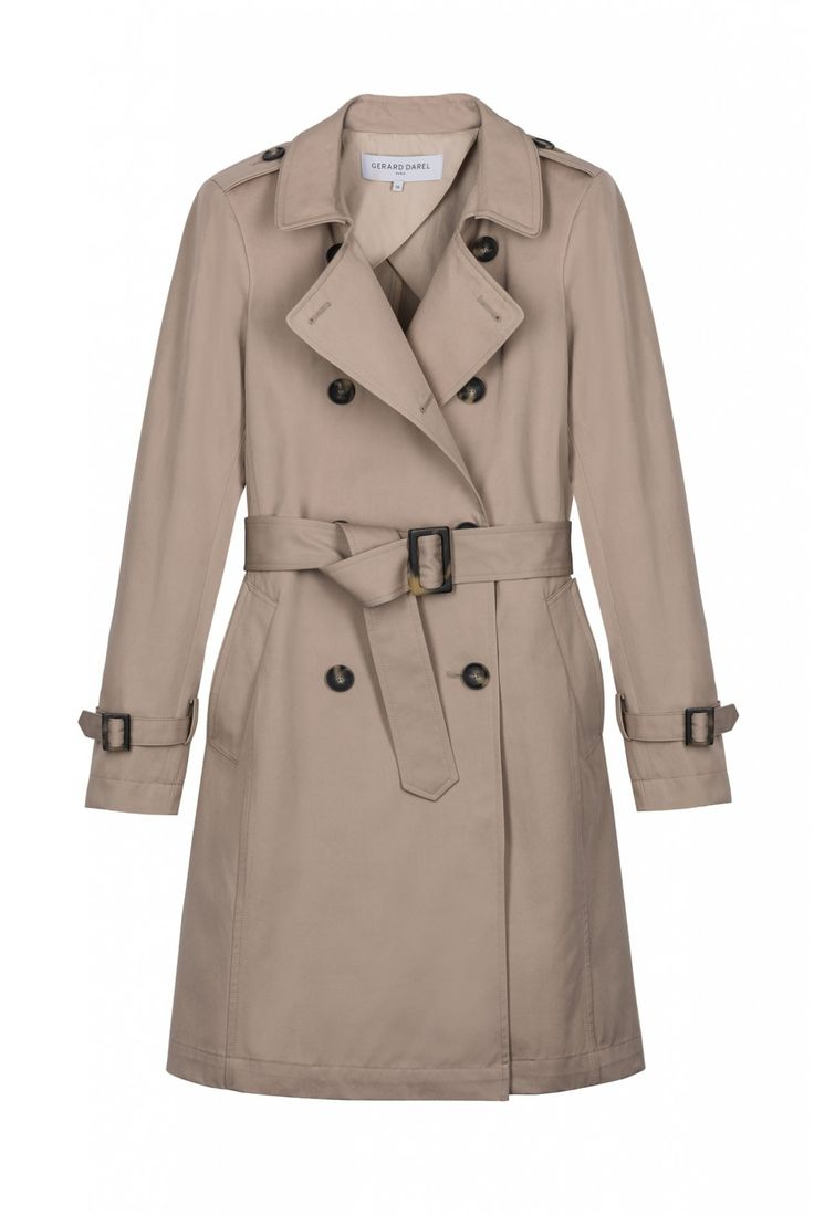 Trench cabaret, ficelle | gerard darel 1