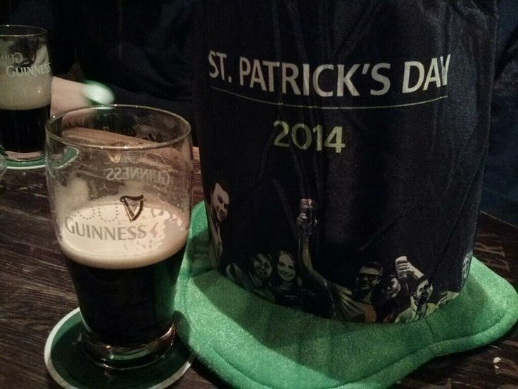 17/03 St. Patrick's Day 2014