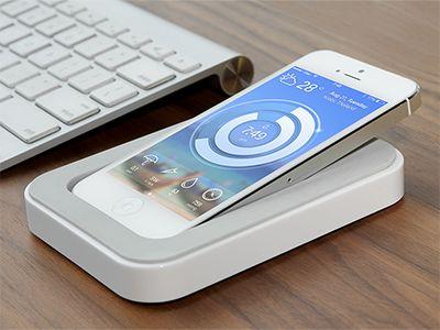 RClock — iPhone Interface by Dmitriy Mokeev