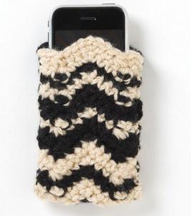 phone cover #crochet :)