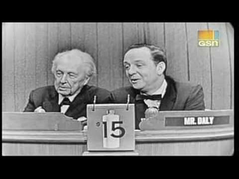 A lighthearted 1950s gameshow is the last place most of us would look for Frank Lloyd Wright, America's most well-known--only known?--architect. But in 1956, Wright appeared on the game show What's My Line?, where he endured the indignity of being questioned by a bunch of randos with aplomb.