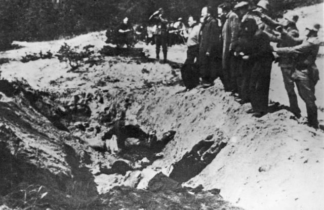 Ivan Kyrilovich survived the mass murders of Babi Yar just outside Kiev by falling into the ravine seconds before the gun went off. He would never be the same.