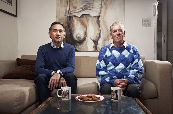 Bill and Josef - Gogglebox - Channel 4