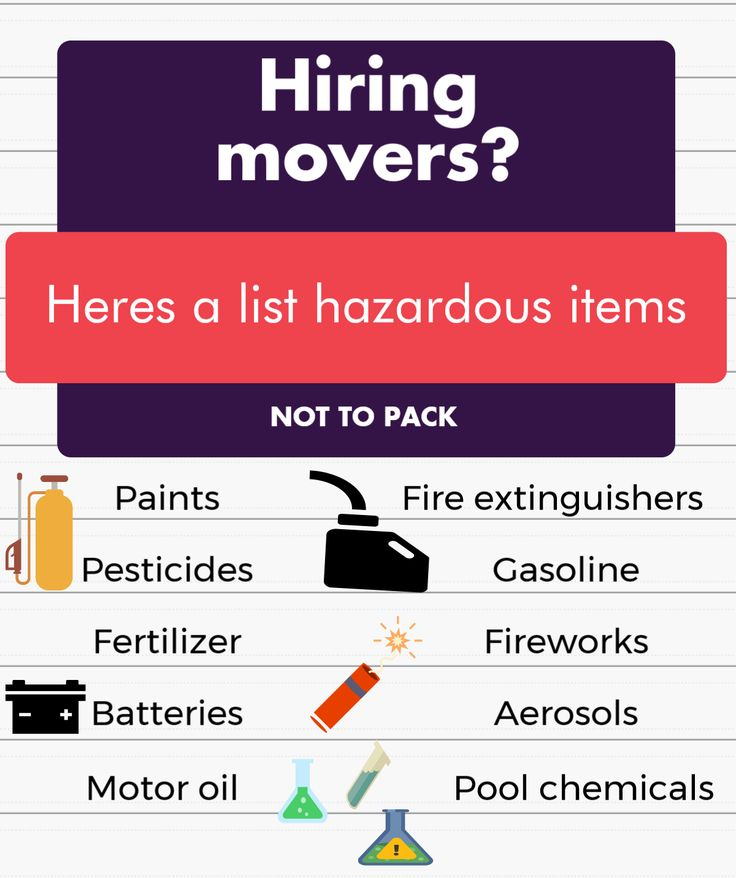 Need some help for your up and coming move? Here are some items that you should not pack.   #Bringmeboxes  #Sebastianmovers #packing #moving #hiring #boxes #bubblewrap #safety #Home #newhome #relocating #tips