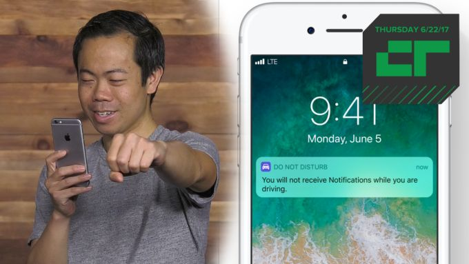 Crunch Report | Apple Rolls Out Early Version Of Its Safe Driving Feature