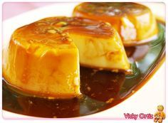 Flan de Queso (Thermomix)