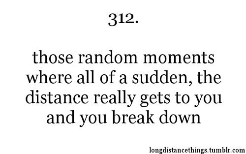 Unfortunately this does happen sometimes. Usually when I am alone. Today is that kind of day ....=/
