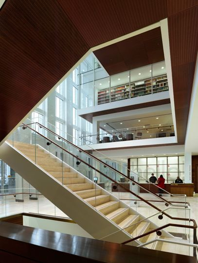 How To Renovate A Classic Library On The St Louis Central