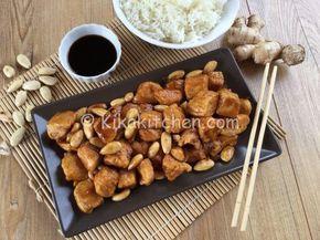 Il pollo alle mandorle è una ricetta cinese famosa in tutto il mondo. Un secondo piatto a base di pollo, salsa di soia e mandorle tostate.
